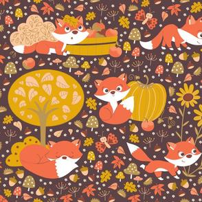 foxy fall