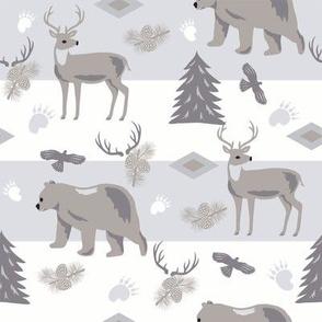 Forest_Wildlife_Gray