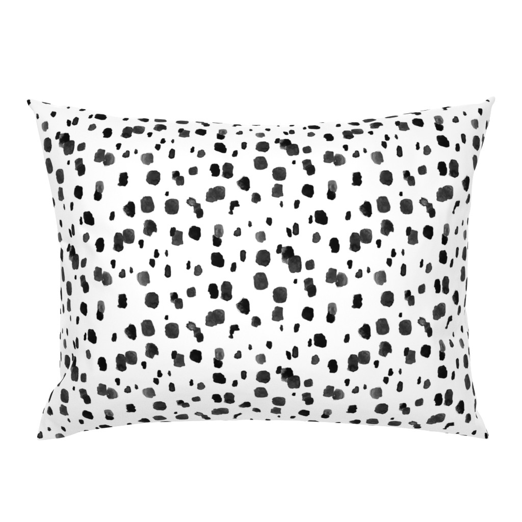 Campine Pillow Sham featuring Inky_Bits by crystal_walen