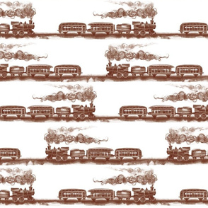 All Aboard (brown)
