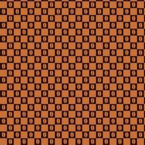 Coffee Checker Brown
