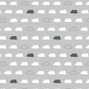 Cloud Coordinate Neutral Grey