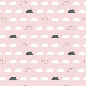 Cloud Coordinate Pink