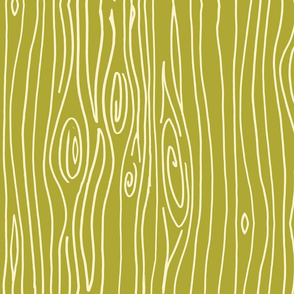 Wonky Woodgrain - Pickle
