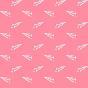 Origami Planes - Pink