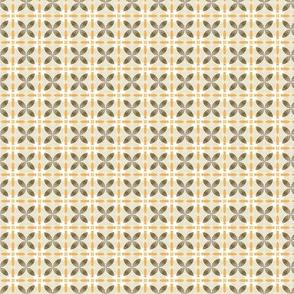 Mini Farmhouse Tiles by Friztin