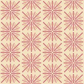Confetti Bursts Multi (Warm)
