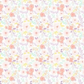 MINI Pastel Meadow Floral