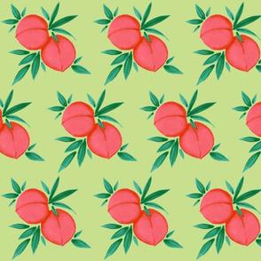 peaches&green
