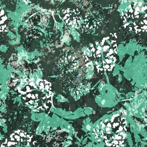 Woodland floor (green)