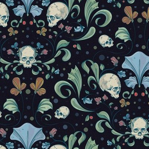 Skull Garden