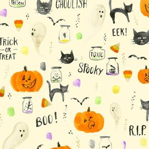Halloween Treats - © Lucinda Wei