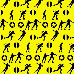 Derby Starz yellow