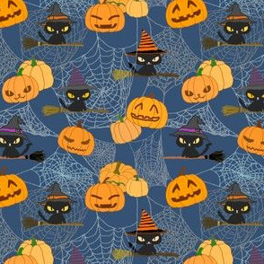 Black Kitty the Witch
