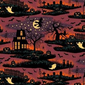 Magical Halloween Night