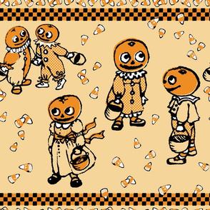 Pumpkinheads' Trick or Treat