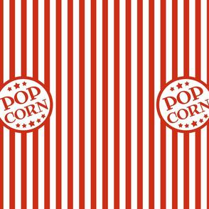 "custom Pop Corn - 5"" logos on 14x18 panels"