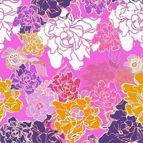 Gardenia Multi-color