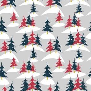 Alpine Tree Forest (Downhill)