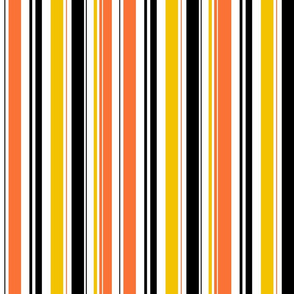 Candy Corn Stripes