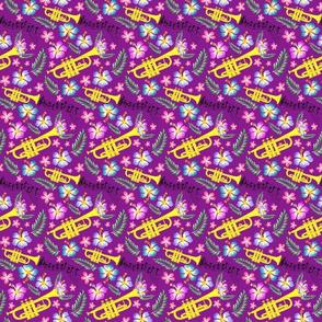 Purple Trumpet