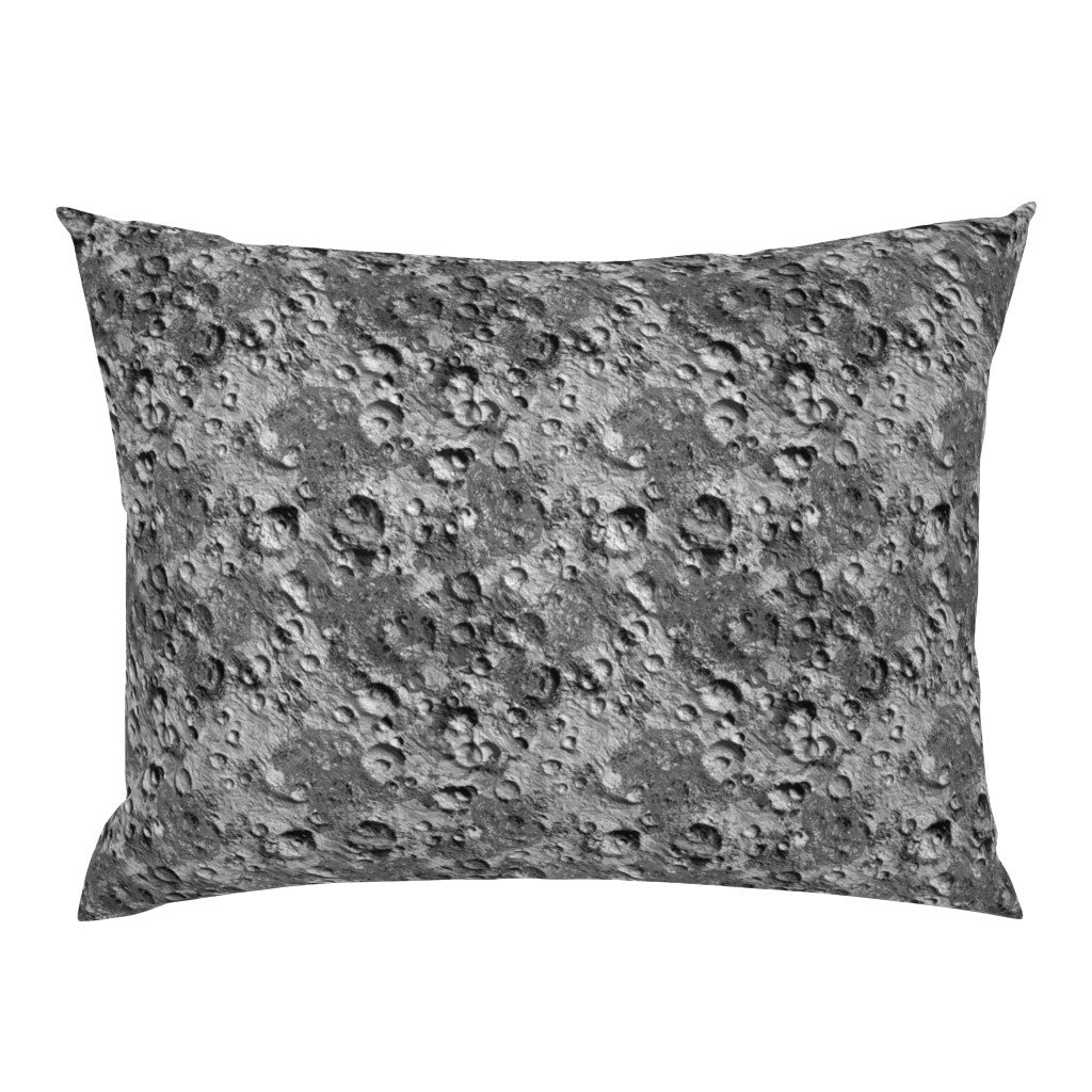 Campine Pillow Sham featuring Endless Moon by thinlinetextiles