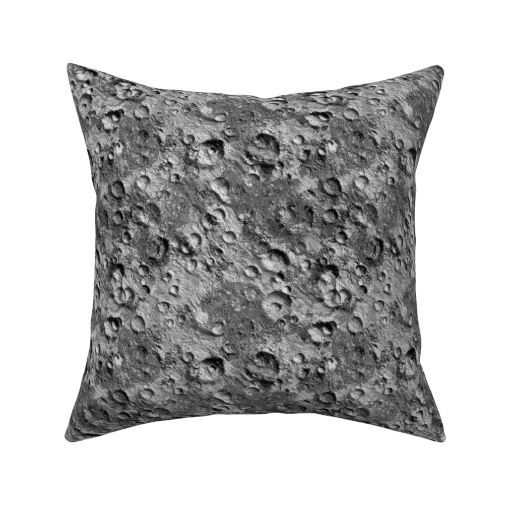 Catalan Throw Pillow featuring Endless Moon by thinlinetextiles