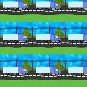 TruckerConvoyBlues