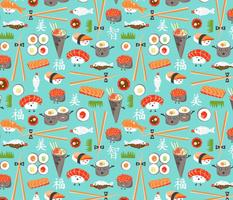 Happy Sushi - Kawaii