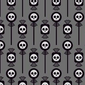 Skull Candy - Gray