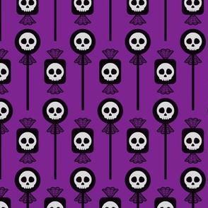 Skull Candy - Violet