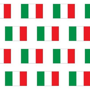 Italian Flag // Small