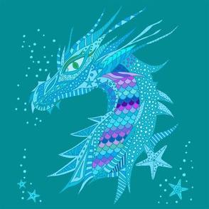 Sea Dream - Greenmarine - Sea Dragon Blue