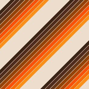 Candy Stripe // Golden