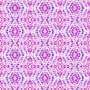 Tribal Diamonds - Blush