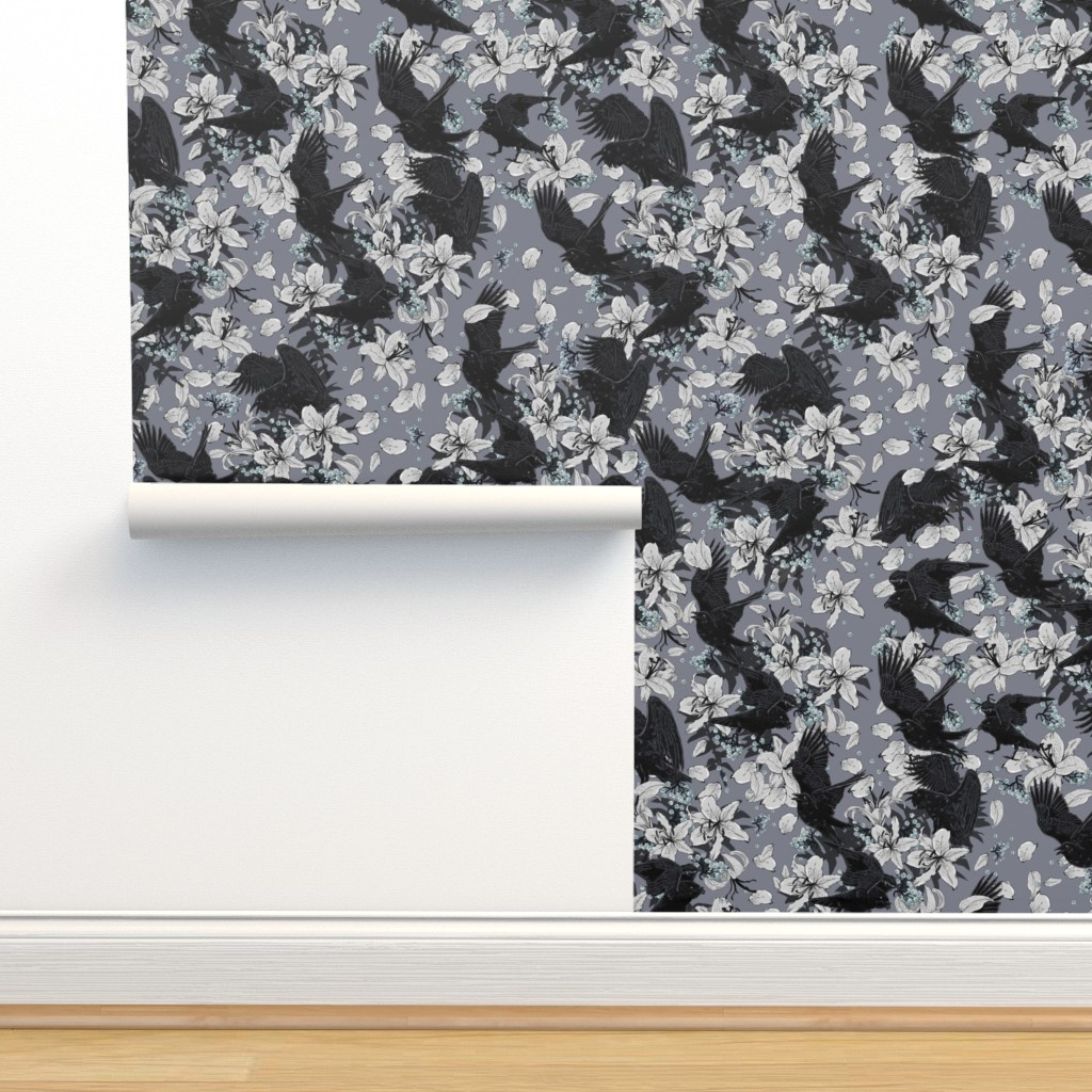 Isobar Durable Wallpaper featuring It' s Your Funeral by tracy_dixon