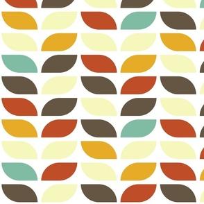Geometric Pattern: Leaf: Fall