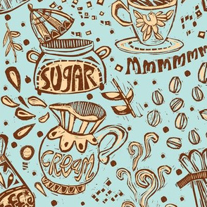 Coffee.....mmmmmmmm