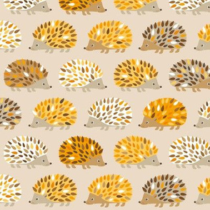 hedgehog fall