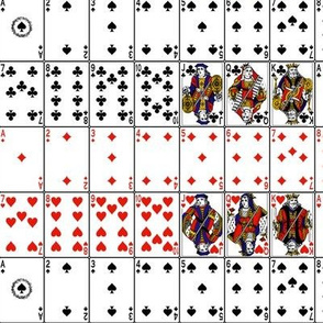 Playing Cards // Symmetrical
