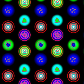 six-up mixed psychedelic 3