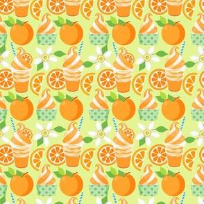 Citrus Ice Cream - Green