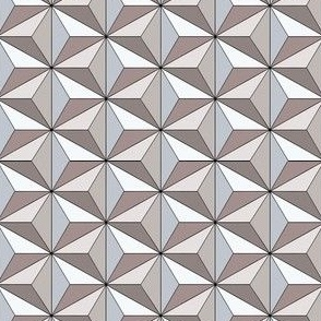 Geodesic - Gray