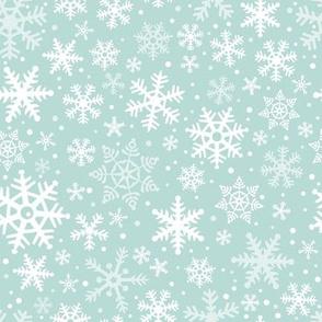 Snowflakes - Ice