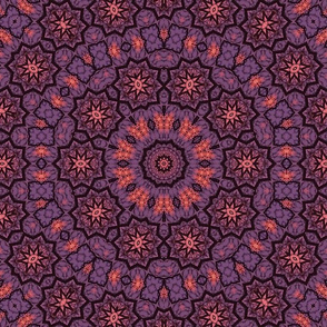 Mandala of Mini Suns