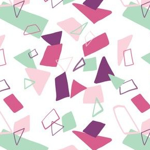 Abstract Shape Multi Mint