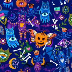 Mystic  Halloween