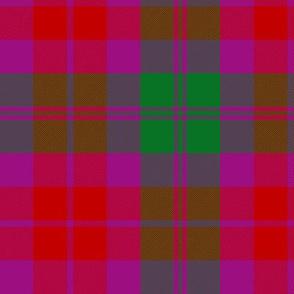 "MacNab / Canadian Fancy tartan, 6"""