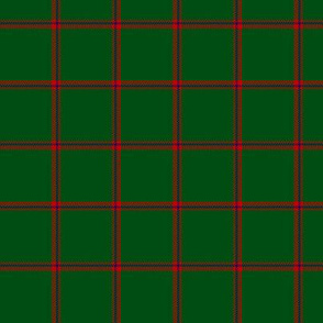 "MacNab ancient fashion tartan, 3"""