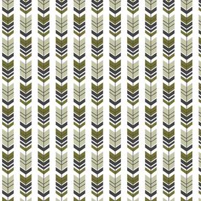 Olive Sage Arrow